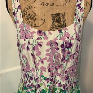 Maeve Dresses - Anthropology Maeve Size 8 garden dress.